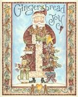 Gingerbread Joy Fine-Art Print