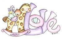 Baby - Love Fine-Art Print