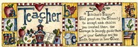 Teacher's Prayer Fine-Art Print