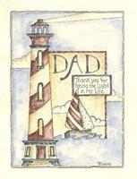 Dad Thank You Fine-Art Print