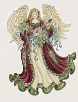 Angel With A Guitar Fine-Art Print