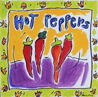 Hot Peppers Fine-Art Print