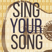 Sing Your Song Fine-Art Print