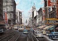 1941 Market St. San Francisco Fine-Art Print