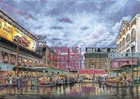 Pike Place Market Fine-Art Print