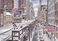 Chicago, The Loop Fine-Art Print