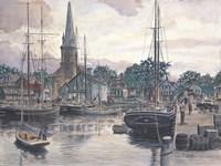 Provincetown Sunset Fine-Art Print
