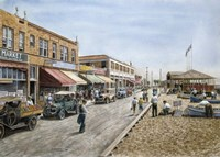 Newport Beach, c.1926 Fine-Art Print