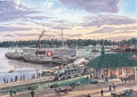 Harbor Springs Mich. Fine-Art Print