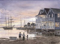 Nantucket Sunset Fine-Art Print