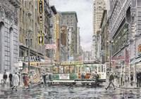 Eddy St., San Francisco Fine-Art Print
