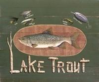 Lake Trout Fine-Art Print