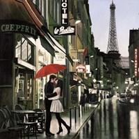 Romance in Paris Fine-Art Print