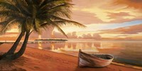 Tramonto ai Tropici Fine-Art Print