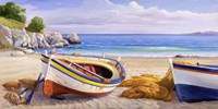 Pomeriggio Mediterraneo I Fine-Art Print