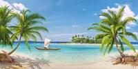 Baia Tropicale Fine-Art Print