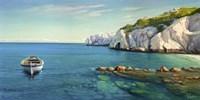 Caletta Mediterranea Fine-Art Print