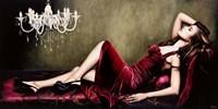 Red Velvet Fine-Art Print