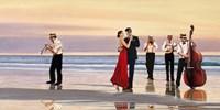 Romance on the Beach Fine-Art Print