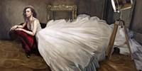 The White Dress Fine-Art Print
