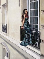 Window in Paris Fine-Art Print