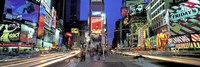 Times Square facing North, NYC Fine-Art Print