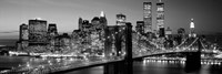 Brooklyn Bridge to Manhattan Fine-Art Print