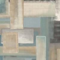 Aqua I Fine-Art Print