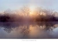 Morning Lake Fine-Art Print