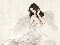 Inspiring Angel Fine-Art Print