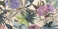 Hydrangeas Panel Fine-Art Print