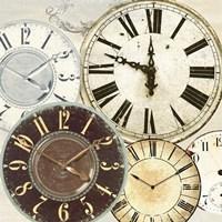 Timepieces II Fine-Art Print