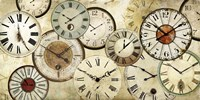 Timepieces Fine-Art Print
