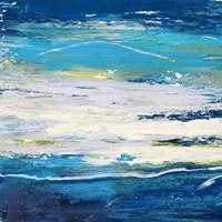 In Volo sul Mare I Fine-Art Print