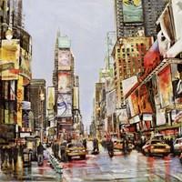 Times Square Jam Fine-Art Print