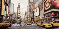 Times Square Perspective Fine-Art Print