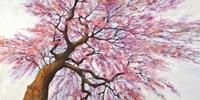 Sotto l'albero in Fiore Fine-Art Print