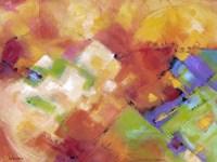 Terre Baciate dal Sole Fine-Art Print