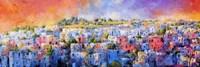 Jodhpur, la Citt & Agrave; Blu Fine-Art Print