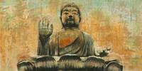 Buddha the Enlightened Fine-Art Print