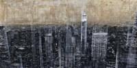 NYC Aerial 3 Fine-Art Print