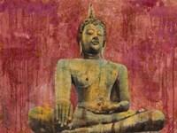 Golden Buddha Fine-Art Print
