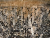 NYC Aerial 4 Fine-Art Print