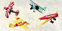 The Air Show Fine-Art Print