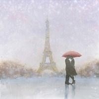 Eiffel Romance Fine-Art Print