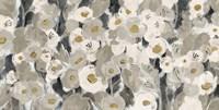 Velvety Florals Neutral Fine-Art Print