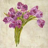 Bouquet de Tulipes Fine-Art Print