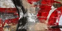 Red Tornado Fine-Art Print
