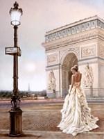 Romance in Paris II Fine-Art Print
