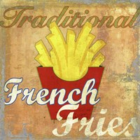 French Fries Fine-Art Print